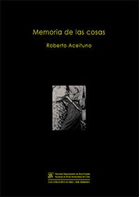 Libro Memoria de las cosas