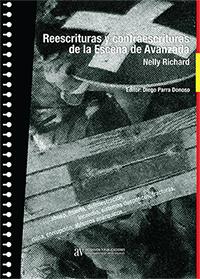 """Libro """"Reescrituras y contraescrituras de la Escena de Avanzada"""""""