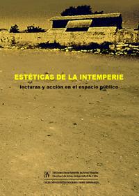 Libro Estéticas de la intemperie. Lecturas y acción en el espacio público