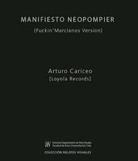Libro Manifiesto Neopompier (Fuckin' Marcianos version)