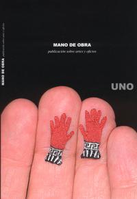 Libro Mano de obra. Publicación sobre artes y oficios